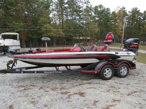 Lake Lanier Boat Rs by Used Ranger Ski And Fish Boats For Sale Boats