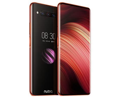 nubia   front  rear screens snapdragon
