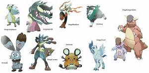 POKEMON X Y MEGA EVOLUTION