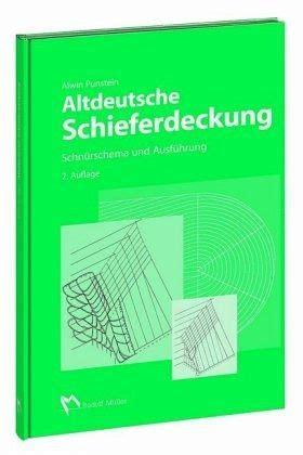 Altdeutsche Schieferdeckun by Altdeutsche Schieferdeckung Alwin Punstein Buch