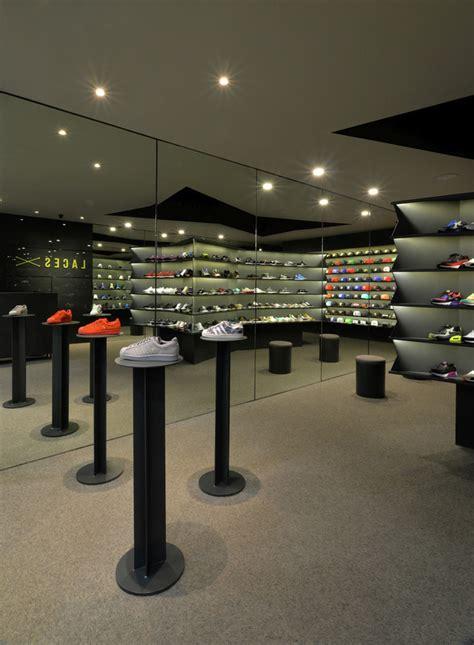 laces shoe store   arquitectura zapopan mexico