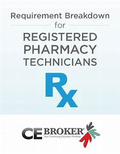 continuing education registered pharmacy technician ce With pharmacy technician s letter continuing education