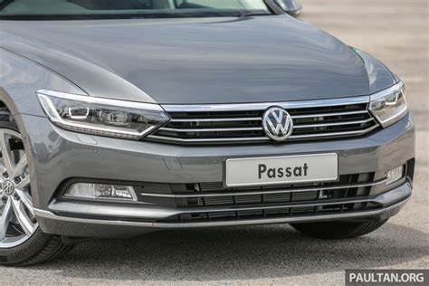 B8 Volkswagen Passat previewed in Malaysia – 1.8L and 2.0L ...