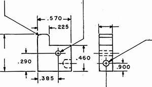 Sear Housing - Ar15 To M16 Conversion