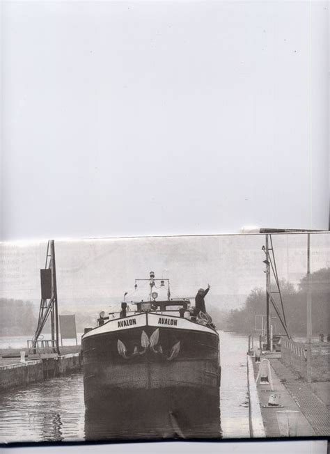 Chambre De Commerce Pays Bas - difficulté des bateaux de commerce sur les petits canaux
