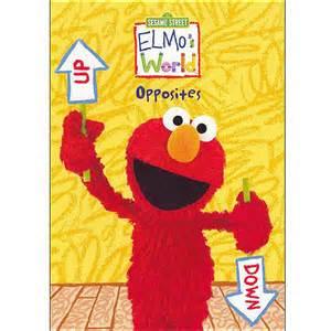 Sesame Street Elmo World
