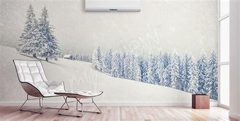 chambre a coucher avec papier peint papiers peints montagnes mur aux dimensions myloview fr