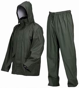 ensemble veste et pantalon de pluie impermeable en pvc With vêtements de pluie pour femme