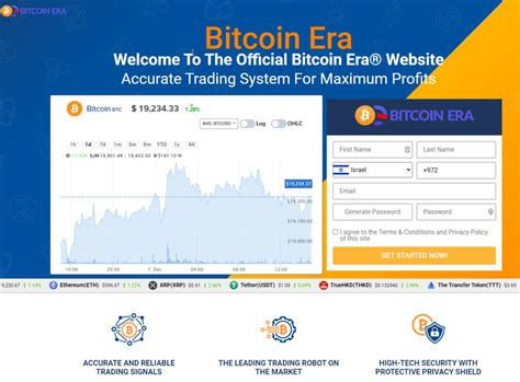 With the use of this app, an individual can gain insight into buying and selling possibilities from a wide range of businesses. Bitcoin Era UK 2020 - Is It The Best Crypto Trading App? - Online Free Press release news ...
