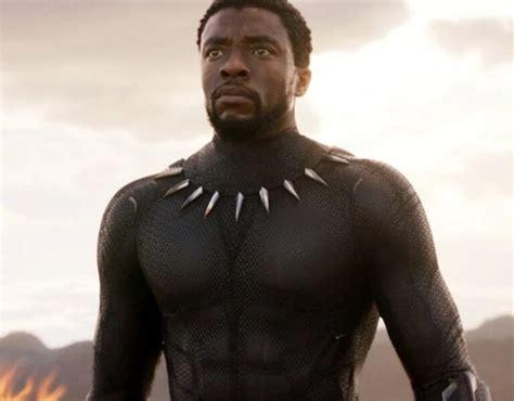 'Black Panther' Actor, Chadwick Boseman Dies at 43 ...