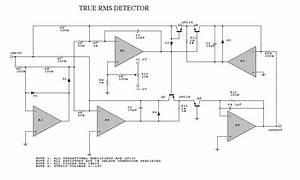500 Circuits  True Rms Detector Circuit