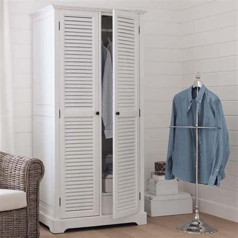 Kleiderschrank Mit Türen by Kleiderschrank Mit 2 T 252 Ren Wei 223 Barbade Maisons Du Monde
