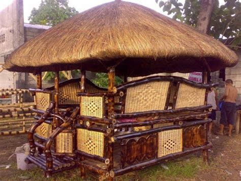small country house plans small bahay kubo design