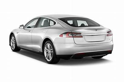 Tesla Rear Sedan Angular Exterior Door 85d