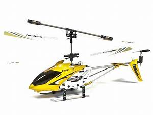Syma S107 Mini Rc Helicopter Metal Series With Gyro
