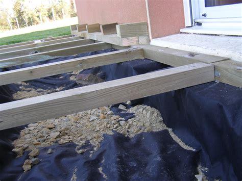 nivrem com pose terrasse bois sur plot leroy merlin