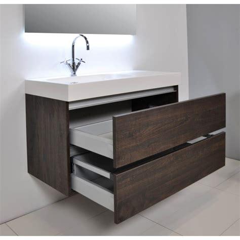 ink tablet set de meubles salle de bain 90cm avec armoire miroir sans poign 233 e ch 234 ne naturel