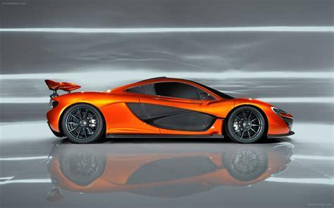Mclaren P1 Concept 2012 Widescreen Exotic Car Pictures #6