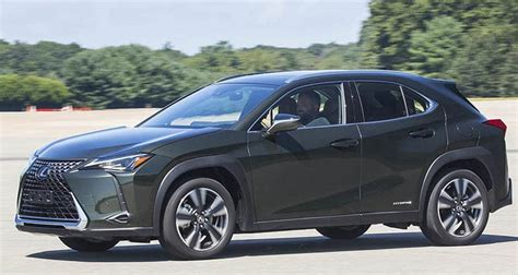 2019 lexus hybrid 2019 lexus ux hybrid targets drivers