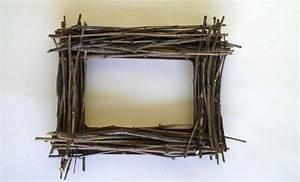 Créer Un Cadre Photo : fabriquer un cadre photo 60 id es pour un objet valeur sentimentale ~ Melissatoandfro.com Idées de Décoration