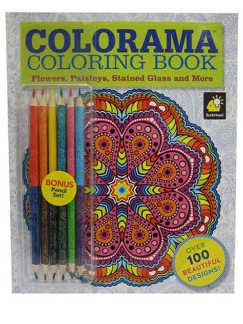 walmart coloring books as seen on tv colorama coloring book walmart canada