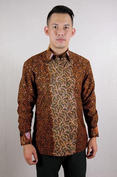 baju lebaran muslim terbaru jenis batik untuk segala usia kabarmakkah