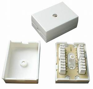 78a 4 Pair Idc Telephone Junction    Connection Box    Bt