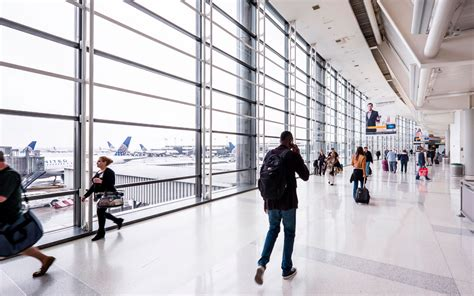 Newark Airport Map And Terminal Guide Parking Public