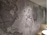best world map wall murals Stitched world map wallpaper | Wallpaper Wide HD