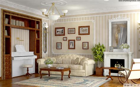 Interior Design : Empire Interior Design Style