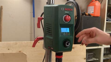 misc 2 unboxing the bosch pbd 40 bench drill