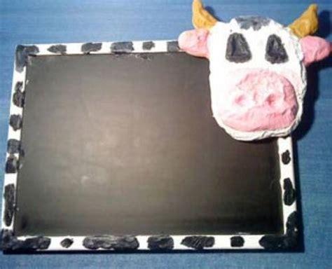 basteln mit kindern kostenlose bastelvorlage tiere kuh