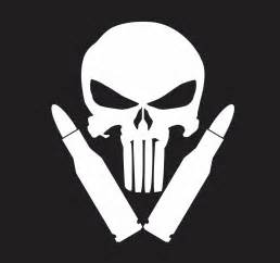 Punisher Skull Logo