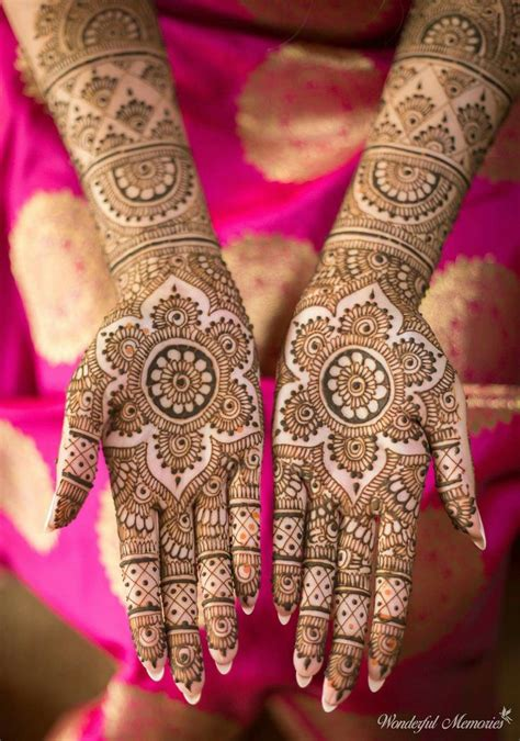 Natural Henna Color Tattoo
