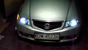 Honda Accord  U015awiat U0141a Do Jazdy Dziennej W Reflektorze