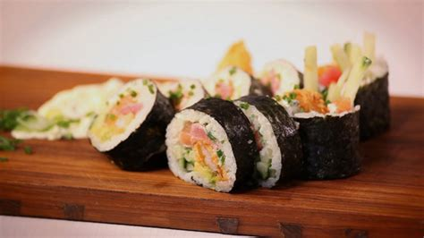cuisiner des sushis accueil sushi à la maison