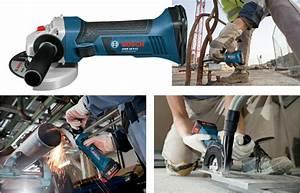 Meuleuse Bosch Sans Fil : meuleuse angulaire sans fil gws18 125v li bosch solo ~ Melissatoandfro.com Idées de Décoration