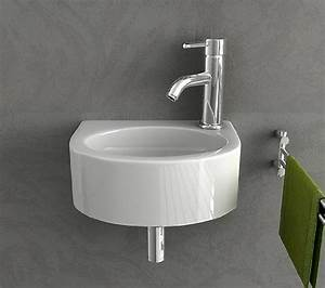 Kleiner Waschtisch Gäste Wc : kleine g ste wc waschbecken eckventil waschmaschine ~ Sanjose-hotels-ca.com Haus und Dekorationen