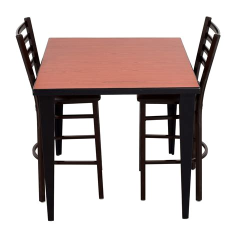 height table and chairs counter height kitchen table sets