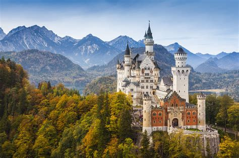 Most Romantic Locations in Germany