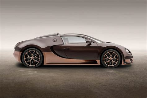 """His bronzed works are the inspiration for the colour scheme of the veyron dedicated to him, says bugatti. Bugatti Legends Veyron 16.4 Grand Sport Vitesse """"Rembrandt Bugatti"""" Edition 