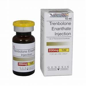 Genesis Trenbolone Enanthate 200mg X 10ml - Euroanabolex