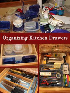 organize kitchen drawers 1000 images about organization on organizers 1244