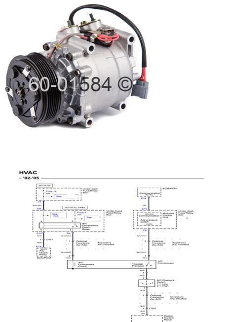 02 civic compressor not engaging 02 honda civic lx