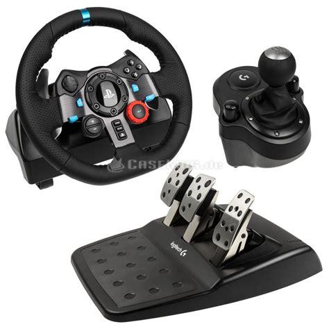 ps4 lenkrad mit kupplung und gangschaltung logitech g29 high end racing wheel f 252 r ps4 ps3 pc dr