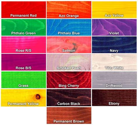 colored stain woodwork colored stain for wood pdf plans