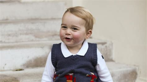 prince george continues     adorable royal baby