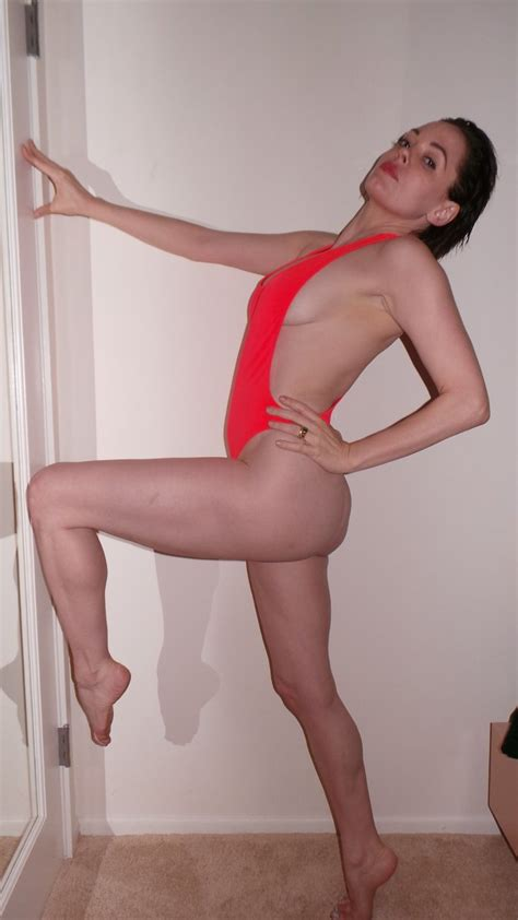 Rose Mcgowan Leaked 23 New Photos Thefappening