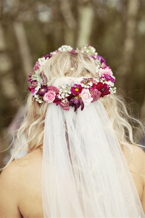 25 Best Ideas About Flower Crown Hairstyle On Pinterest