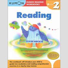 Kumon Reading Workbook  Grade 2 (053218) Details  Rainbow Resource Center, Inc